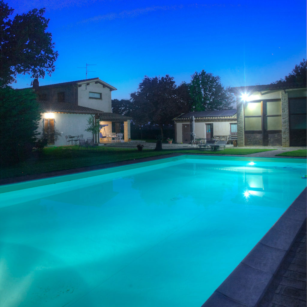 Bed and Breakfast con Piscina a Spello